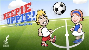 Keepie Uppie powered by CrowdPlay